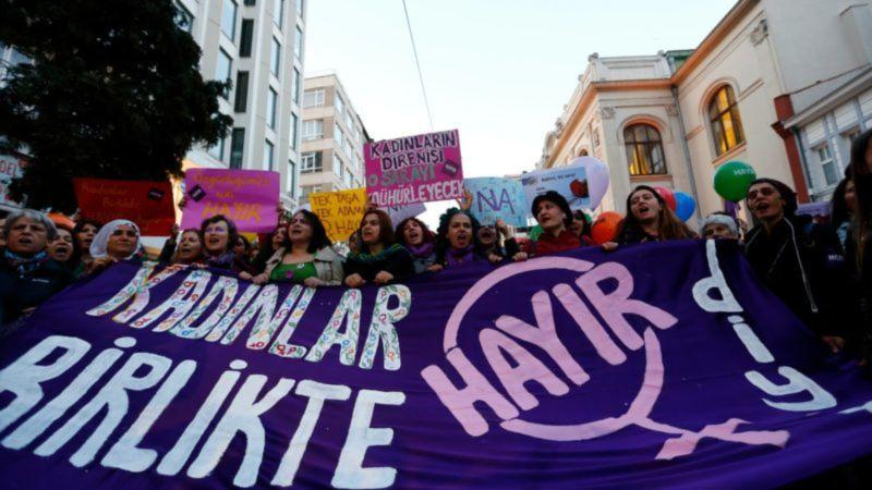IN TURKEY'S REFERENDUM, WOMEN'S RIGHTS ARE ON THE BALLOT