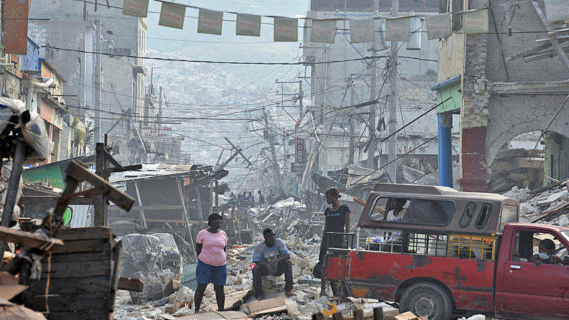 Development expert: 'Haiti would be better off without international aid'