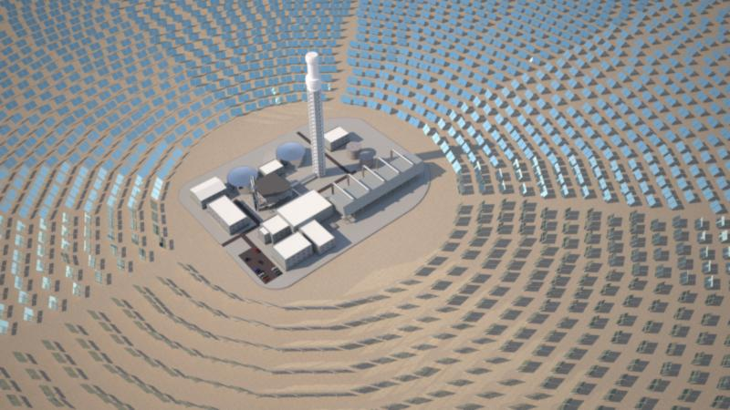 Desert solar project could power 5 million EU homes