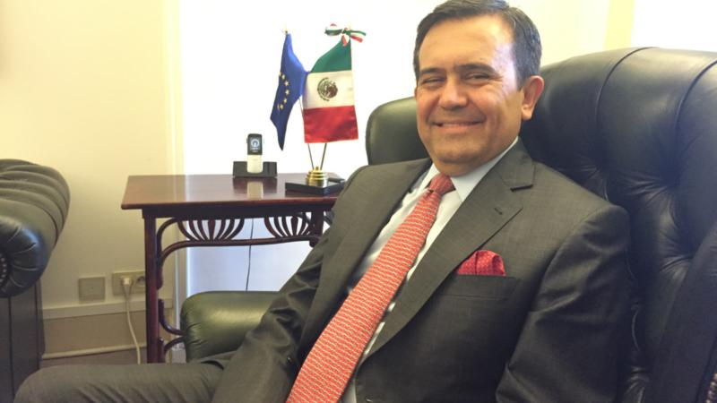 Mexican minister: Trade talks with EU will be less controversial than TTIP